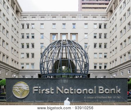 First National Bank - Johannesburg, South Africa