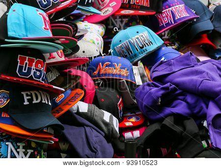 Baseball Caps in New York