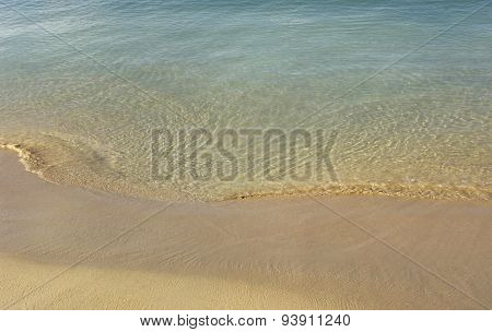 France, Les Salines Beach In Sainte Anne In Martinique