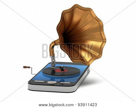 Smartphone Music Concept
