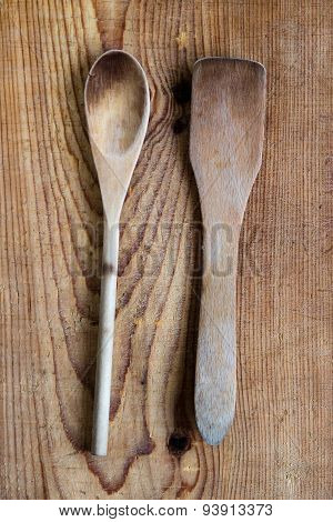 Spoon And Spatula