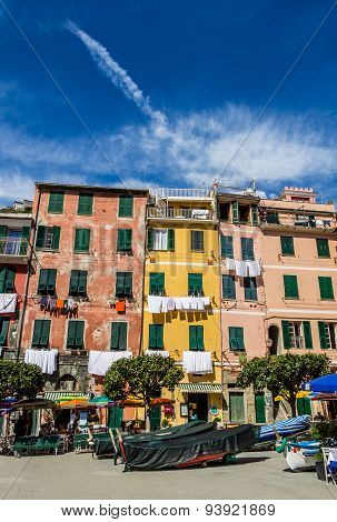 Vernezza, Cinque Terre, Italy