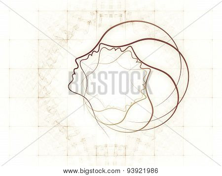 Elegance Of Soul Geometry