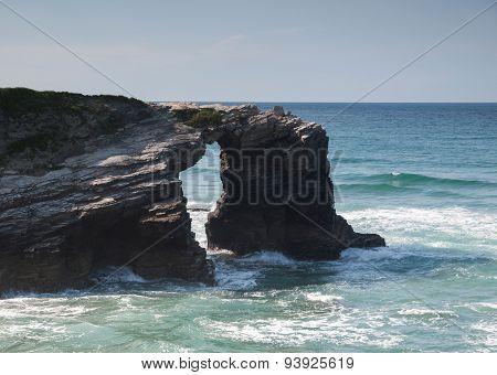 Spain, Galicia, Ribadeo,