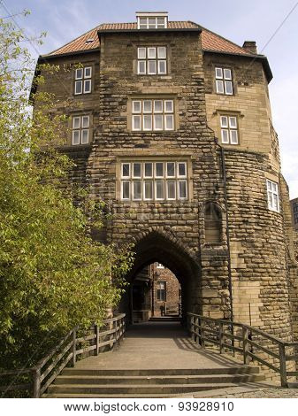 Black Gate, Newcastle Castle