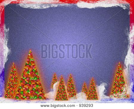 Christmas Snow Storm