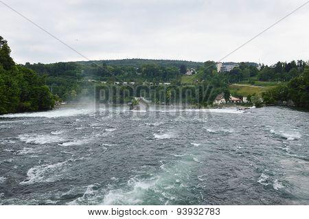 Rhine fall