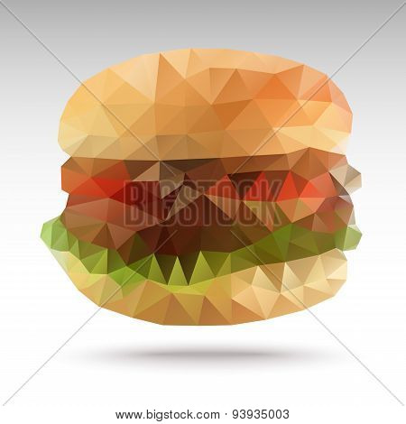 Hamburger Polygonal Geometric