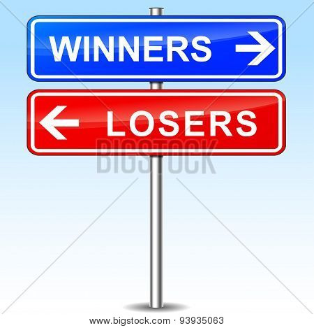 Winners Or Losers Choice