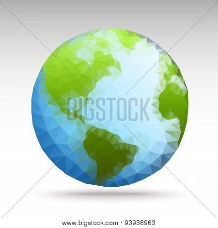 Vector Polygon World