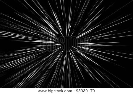 abstract speed motion light lines blur background