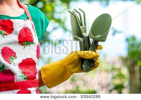 Gardening tolls
