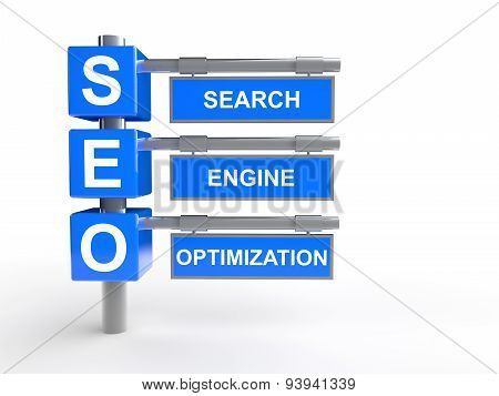 3d SEO description.