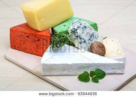 Assortment Cheese
