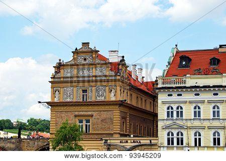 Bedricha Smetany Museum, Prague.