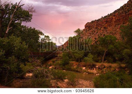 River walk, Zion National Park