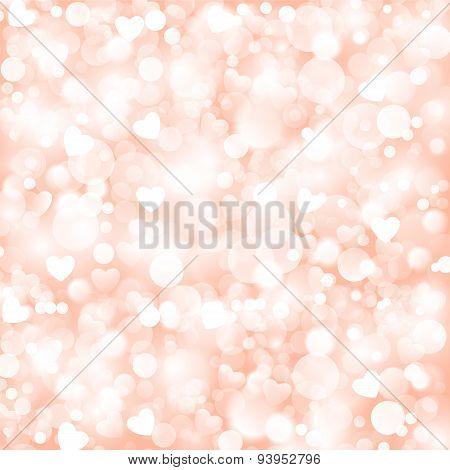 Shiny Pink Background