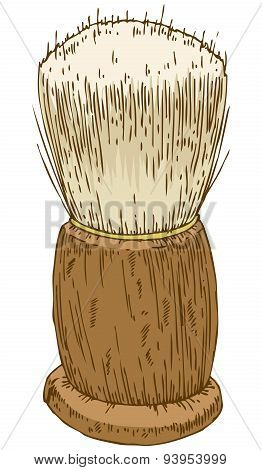 Vintage Shaving Brush