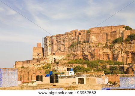 Jodhpur Skyline, Rajasthan