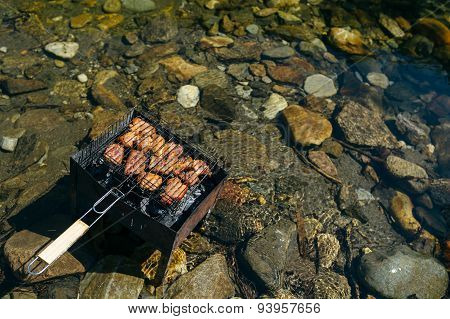 Barbecue On The Water