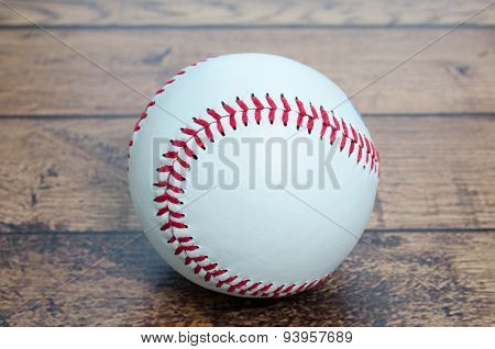 Baseball Isolated Copy Space