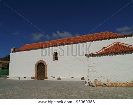 The fairy tale church of Tiscamanita