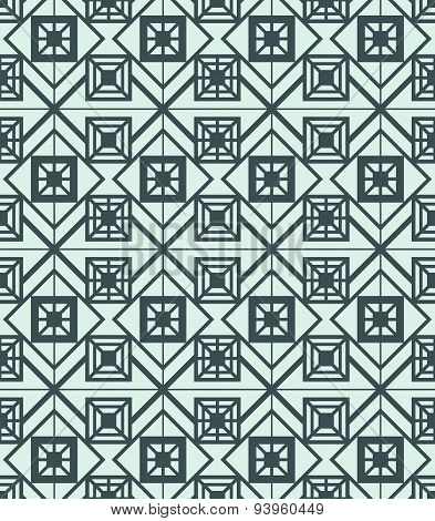 Seamless Pattern Of Elegant Openwork Lattice