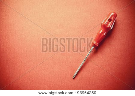 Red Screwdriver