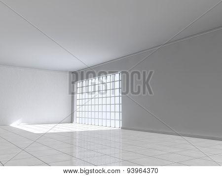 showroom empty
