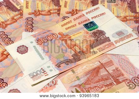 Russian cash money