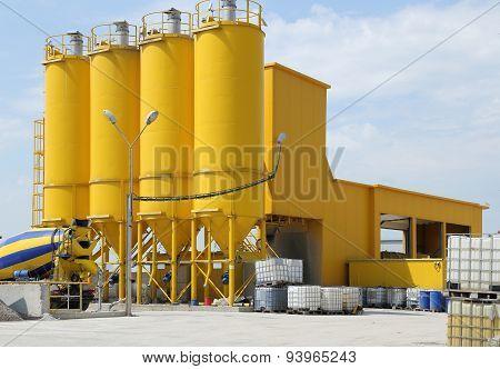 Concrete Factory.