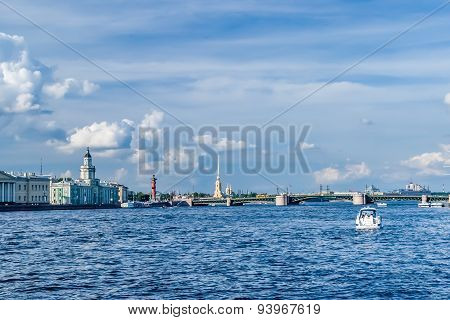 Saint-petersburg Panorama