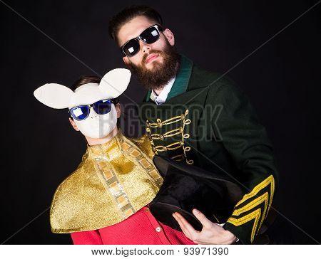 Strange Couple
