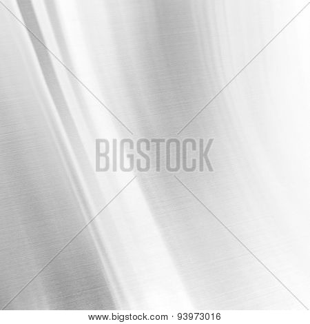 abstract metal plate