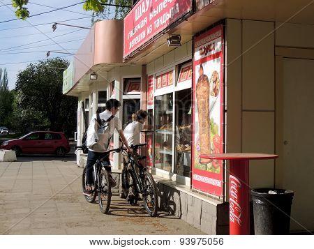 Fast-food Refreshments