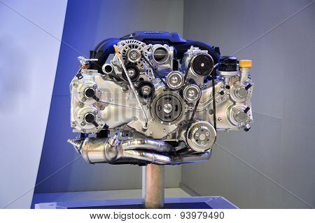 New generation  engine