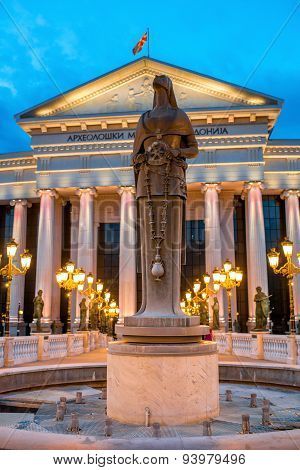 Maria Teresa monument