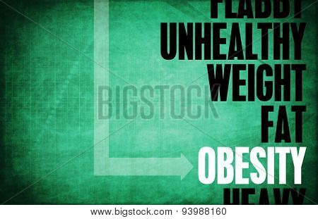 Obesity Core Principles as a Concept Abstract