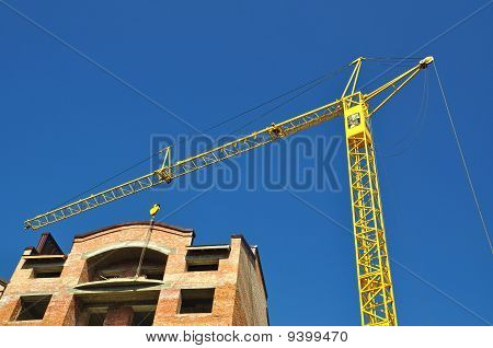 Apartment house building