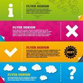 picture of faq  - Flyer brochure designs - JPG