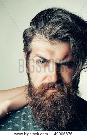 Young Man Hipster