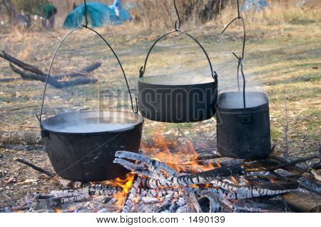 Kettles In The Fire