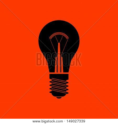 Electric Bulb Icon