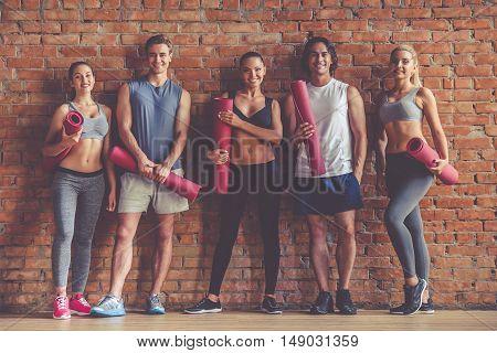 Beautiful Sports Team