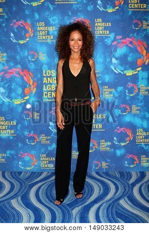 LOS ANGELES - SEP 24:  Sherri Saum at the Los Angeles LGBT Center 47th Anniversary Gala Vanguard Awards at the Pacific Design Center on September 24, 2016 in West Hollywood, CA