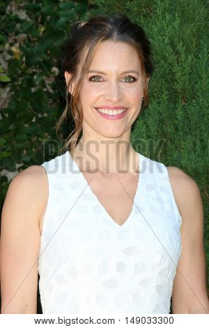 LOS ANGELES - SEP 25:  KaDee Strickland at the The Rape Foundation's Annual Brunch at the Private Residence on September 25, 2016 in Beverly Hills, CA