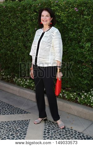 LOS ANGELES - SEP 25:  Sherry Lansing at the The Rape Foundation's Annual Brunch at the Private Residence on September 25, 2016 in Beverly Hills, CA
