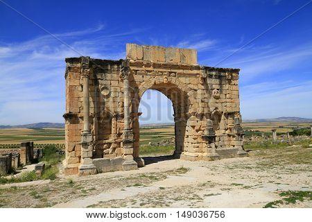 Arch Of Caracalla