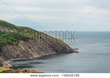 Meat Cove (Cape Breton Nova Scotia Canada)