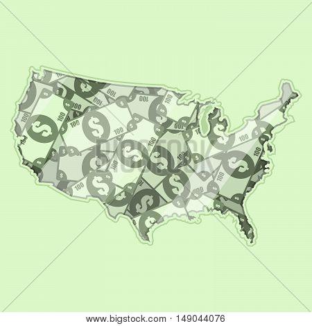 Money Of Usa